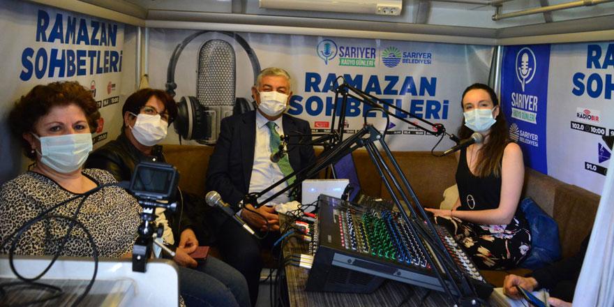 Radyolardan Sarıyer'den Ramazan Özel yayını