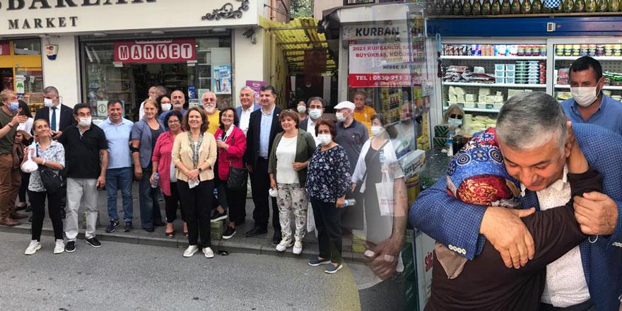 CHP, 23 Haziran'ın ikinci yıldönümünde sahadaydı