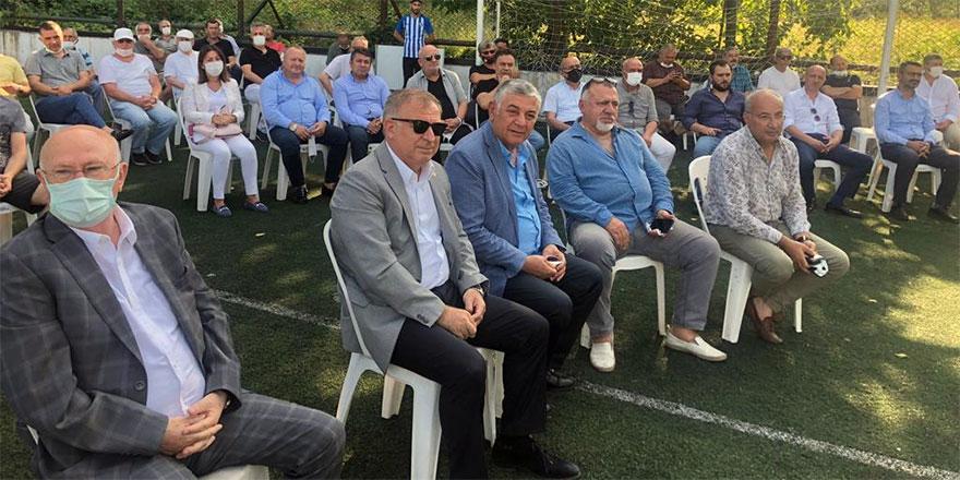Sarıyer Spor Kulübü kongresi yapıldı