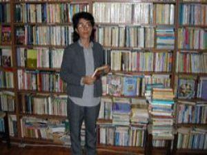 Sarıyer'in tek kitap kulübü