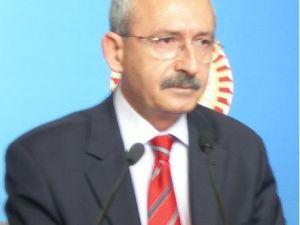 CHP'nin İstanbul adayı Kılıçdaroğlu
