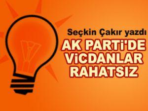 AK Parti'de vicdanlar rahatsız