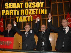 Özsoy ve Güloğlu resmen MHP'de