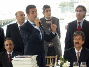Mustafa Sarıgül Sarıyer'e geliyor