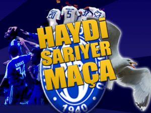 HAYDİ SARIYER MAÇA