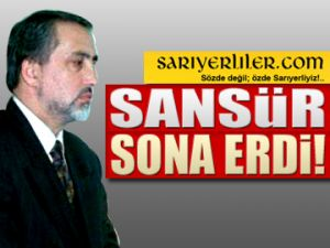 TÜLÜN'ÜN SANSÜRÜ SONA ERDİ