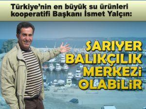 Balıkçıların sorunlarını anlattı
