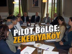 Pilot bölge: Zekeriyaköy