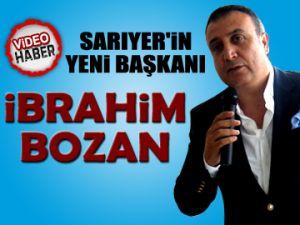 Yeni Başkan: İbrahim Bozan