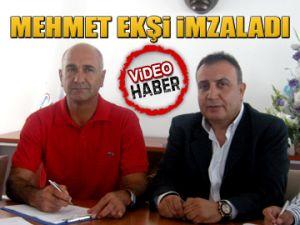 Sarıyer Mehmet Ekşi'ye emanet