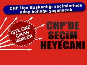 Sarıyer CHP'de seçim heyecanı
