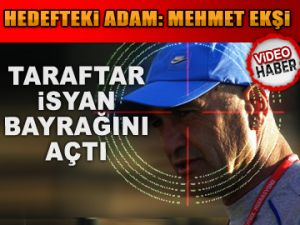 Hedefteki adam Mehmet Ekşi