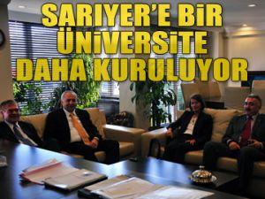 Bir üniversite daha kuruluyor