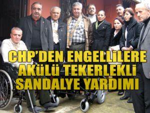 CHP Sarıyer engelleri aştı