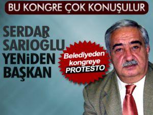 Serdar Sarıoğlu yeniden başkan