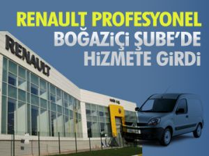 Renault, Boğaziçi Şube'de