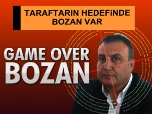 'Game Over BOZAN'