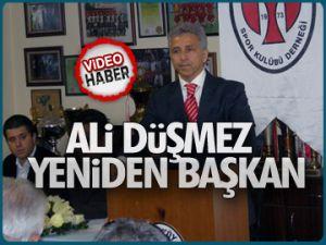 Ali Düşmez yeniden başkan