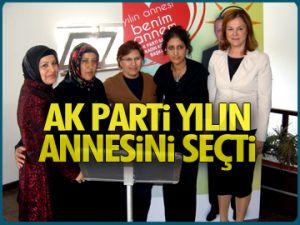 AK Parti yılın annesini seçti