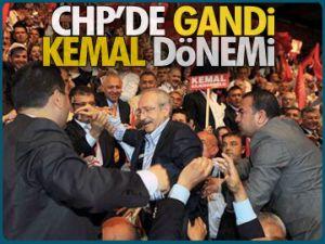 CHP'de Gandi Kemal dönemi