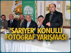 'Sarıyer' konulu fotoğraf yarışması