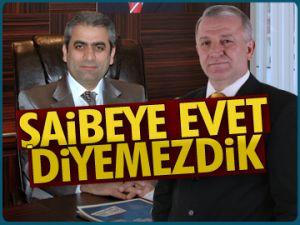 AK Parti: Şaibeye evet diyemezdik