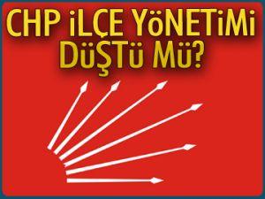 CHP İlçe Yönetimi düştü mü?