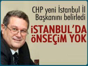 İstanbul'da önseçim yok!
