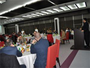 Ufuk Okulları'ndan yemekli kutlama