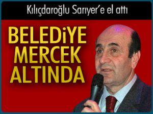 Kılıçdaroğlu Sarıyer'e el attı