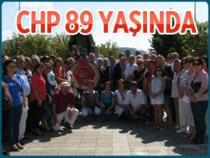 CHP 89 yaşında