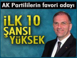 AK Partililerin favori adayı