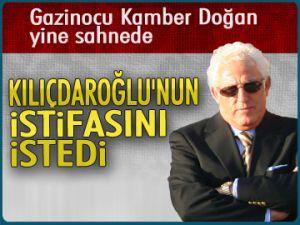 Kılıçdaroğlu'nun istifasını istedi