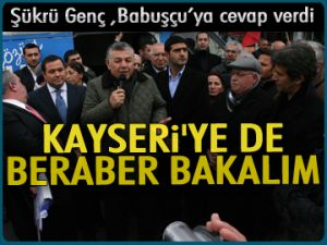 Kayseri'ye de beraber bakalım