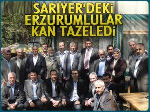Erzurumlular kan tazeledi