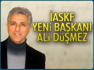 İASKF yeni başkanı Ali Düşmez