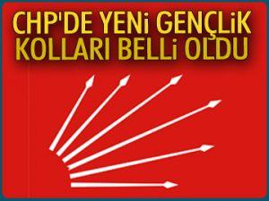 CHP'de yeni gençlik yönetimi