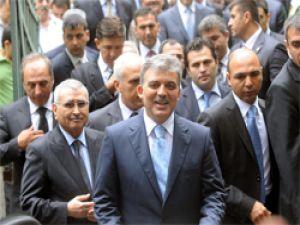 Cumhurbaşkanı Gül Emirgan'daydı