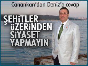 Canarıkan'dan Deniz'e cevap