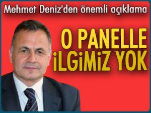 Mehmet Deniz'den önemli uyarı