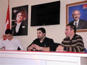CHP'li gençler Dil ve Tarih Kulübü kurdu