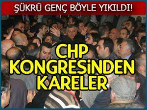 CHP kongresinden kareler
