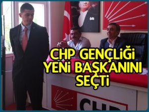 CHP gençliği yeni başkanını seçti