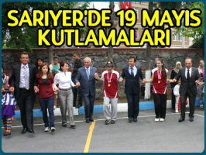 Sarıyer'de 19 Mayıs kutlamaları