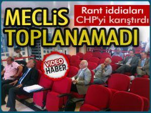 Rant iddiaları CHP'yi karıştırdı