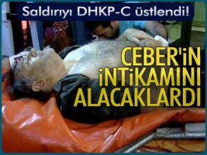 Saldırıyı DHKP-C üstlendi!