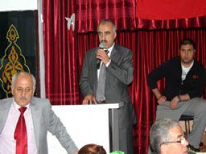 Gönüllerin başkanı Efrail Acar