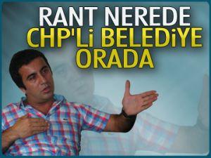 Rant nerede CHP'li belediye orada