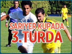 Tarsus İdmanyurdu 0 - 2 Sarıyer