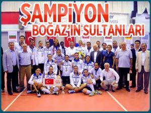 Şampiyon 'Boğaz'ın Sultanları'